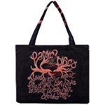 Panic At The Disco   Lying Is The Most Fun A Girl Have Without Taking Her Clothes Mini Tote Bag