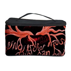 Panic At The Disco   Lying Is The Most Fun A Girl Have Without Taking Her Clothes Cosmetic Storage Case by Onesevenart