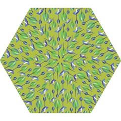 Tropical Floral Pattern Mini Folding Umbrellas by dflcprints