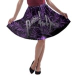 Panic At The Disco A-line Skater Skirt