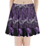 Panic At The Disco Pleated Mini Skirt