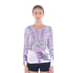 Panic At The Disco Women s Long Sleeve Tee by Onesevenart