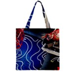 Panic! At The Disco Released Death Of A Bachelor Zipper Grocery Tote Bag