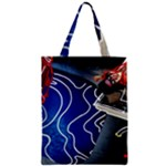 Panic! At The Disco Released Death Of A Bachelor Zipper Classic Tote Bag