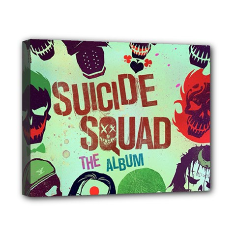 Panic! At The Disco Suicide Squad The Album Canvas 10  X 8  by Onesevenart