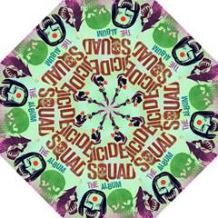 Panic! At The Disco Suicide Squad The Album Hook Handle Umbrellas (medium) by Onesevenart