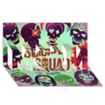 Panic! At The Disco Suicide Squad The Album MOM 3D Greeting Card (8x4)