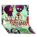 Panic! At The Disco Suicide Squad The Album YOU ARE INVITED 3D Greeting Card (7x5)