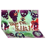 Panic! At The Disco Suicide Squad The Album BELIEVE 3D Greeting Card (8x4)