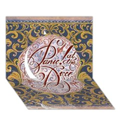 Panic! At The Disco Circle 3d Greeting Card (7x5) by Onesevenart