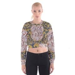 Panic! At The Disco Women s Cropped Sweatshirt by Onesevenart