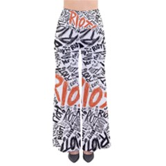 Paramore Is An American Rock Band Pants by Onesevenart