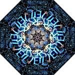 Pierce The Veil Quote Galaxy Nebula Hook Handle Umbrellas (Medium)