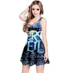 Pierce The Veil Quote Galaxy Nebula Reversible Sleeveless Dress