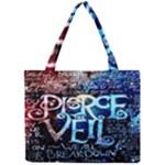 Pierce The Veil Quote Galaxy Nebula Mini Tote Bag