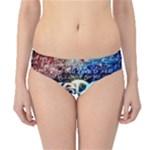 Pierce The Veil Quote Galaxy Nebula Hipster Bikini Bottoms