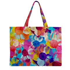 Anemones Mini Tote Bag by DanaeStudio