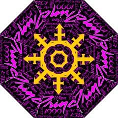 Prince Poster Straight Umbrellas by Onesevenart