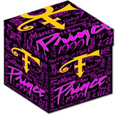 Prince Poster Storage Stool 12   by Onesevenart