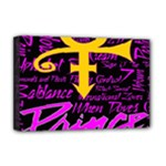 Prince Poster Deluxe Canvas 18  x 12
