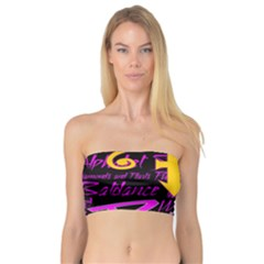 Prince Poster Bandeau Top by Onesevenart