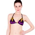 Prince Poster Bikini Top