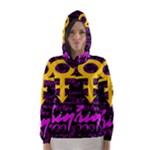 Prince Poster Hooded Wind Breaker (Women)