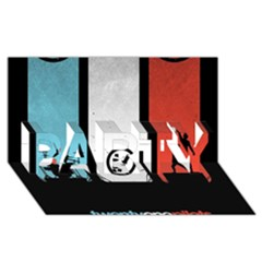 Twenty One 21 Pilots Party 3d Greeting Card (8x4) by Onesevenart
