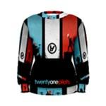 Twenty One 21 Pilots Women s Sweatshirt
