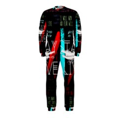 Twenty One Pilots Stay Alive Song Lyrics Quotes OnePiece Jumpsuit (Kids)