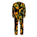 Abstract animal print OnePiece Jumpsuit (Kids)