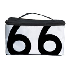 U S  Route 66 Cosmetic Storage Case by abbeyz71