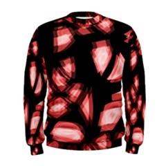 Red Light Men s Sweatshirt by Valentinaart