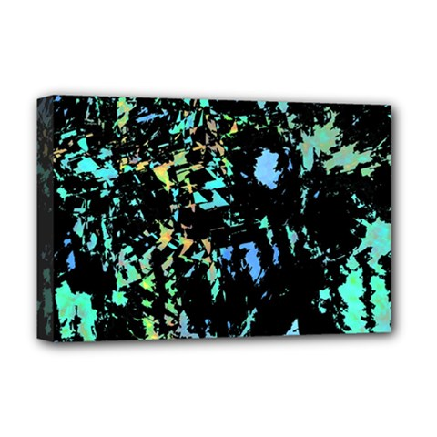 Colorful magic Deluxe Canvas 18  x 12   by Valentinaart