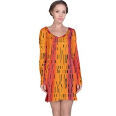 Clothing (20)6k,kgbng Long Sleeve Nightdress by MRTACPANS