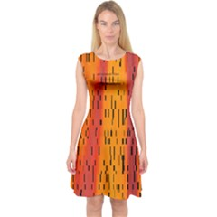 Clothing (20)6k,kgbng Capsleeve Midi Dress by MRTACPANS