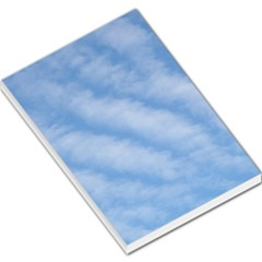 Wavy Clouds Large Memo Pads by GiftsbyNature