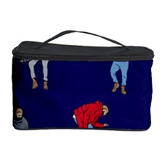 Drake Ugly Holiday Christmas Cosmetic Storage Case by Onesevenart