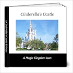 Cinderella s Castle - 8x8 Photo Book (30 pages)