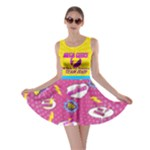 Mega Geek Poo Power Dress  - Skater Dress