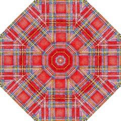 Checkered Design Straight Umbrellas by GabriellaDavid