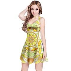 Joy - Reversible Sleeveless Dress by tealswan