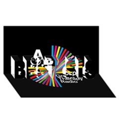 Above & Beyond  Group Therapy Radio Best Sis 3d Greeting Card (8x4) by Onesevenart
