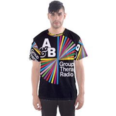 Above & Beyond  Group Therapy Radio Men s Sport Mesh Tee by Onesevenart