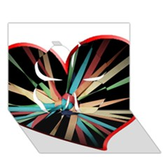 Above & Beyond Clover 3d Greeting Card (7x5) by Onesevenart
