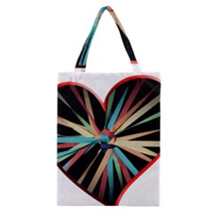 Above & Beyond Classic Tote Bag by Onesevenart