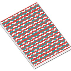 Geometric Waves Large Memo Pads by dflcprints