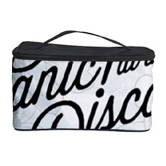 Panic At The Disco Flowers Cosmetic Storage Case by Onesevenart