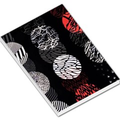 Twenty One Pilots Stressed Out Large Memo Pads by Onesevenart