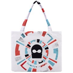 Twenty One Pilots Mini Tote Bag by Onesevenart